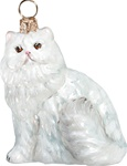 Persian Cat - White