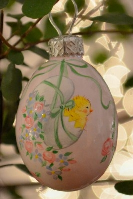Miniature Egg: The Arrival