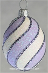 Petit Egg Spirale/Purple