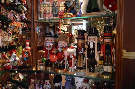 The Historical Christmas Barn | Wilton Connecticut Christmas Store