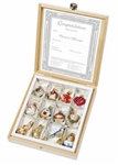 The Bridal Collection Miniature, Gift Box, 12 pieces