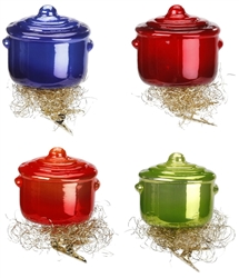 Cooking Pot (assorted colors)