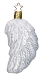 Angel's Wing, Porcelain White Pearl
