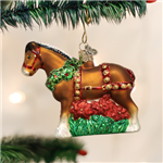 Holiday Clydesdale