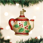Holly Teapot