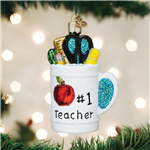 Best Teacher's Mug