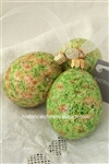 Miniature Egg Trio/Green