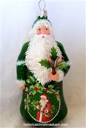 New England Claus/Green