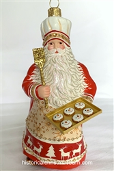 Charpentier Claus - Gingerbread
