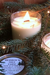Fir Needle Candle