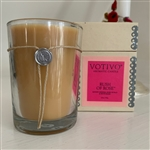 """Rush of Rose"" Candle"