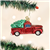 Old Truck With Tree