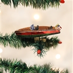 Christmas Craft Boat