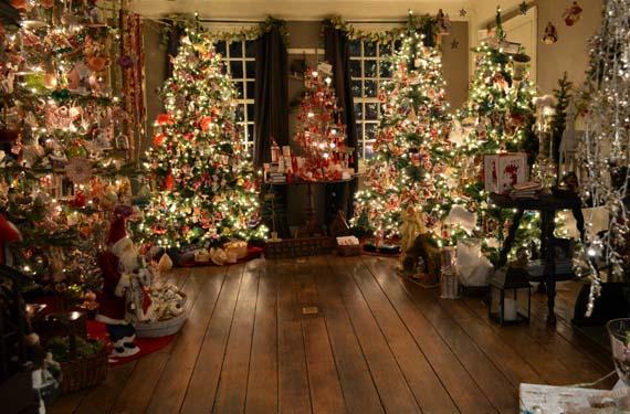 The Historical Christmas Barn